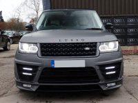 Land Rover Range Rover 4.4 SD V8 Autobiographie 4X4 5dr (démarrage / arrêt)