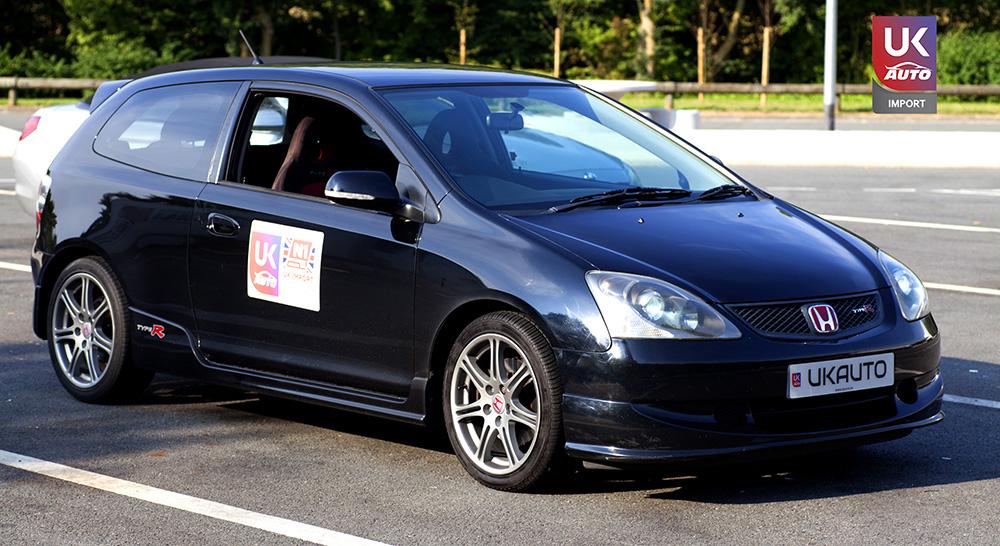 IMG 2089 - Felecitation a Notre client pour cette magnifique Honda Civic typeR EP3 par ukauto.fr import
