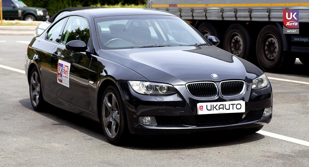 IMG 2129 - Felecitation a Aurelien pour cet import BMW Serie 3 E92 RHD par ukauto.fr rhd import