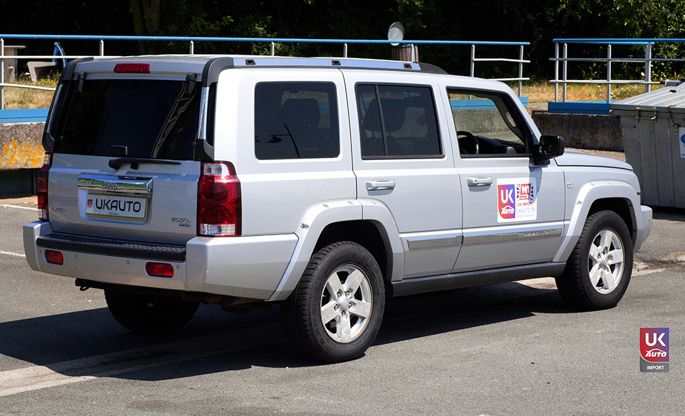 IMG 2161 - Nouvel import auto pour ce Jeep Commander 5.7 V8 HEMI RHD importer par ukauto.fr