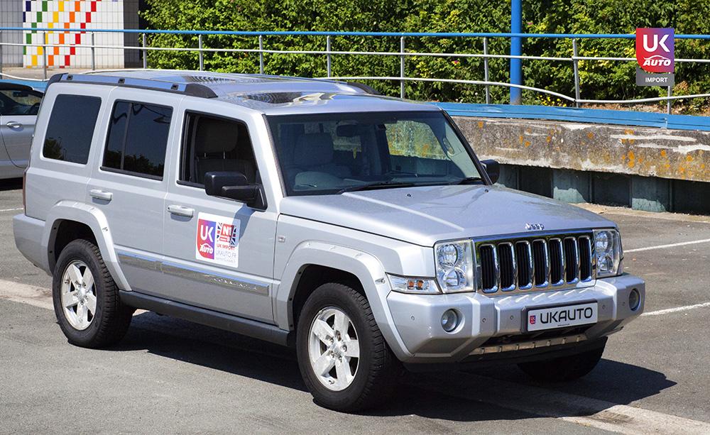 IMG 2165 - Nouvel import auto pour ce Jeep Commander 5.7 V8 HEMI RHD importer par ukauto.fr
