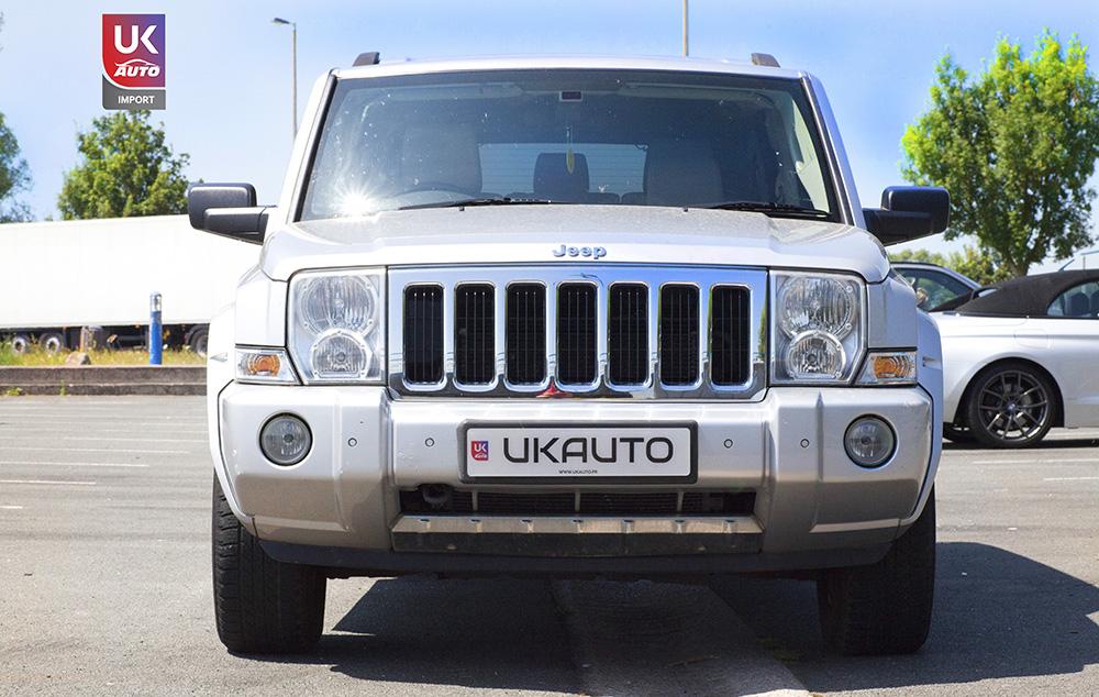 IMG 2171 - Nouvel import auto pour ce Jeep Commander 5.7 V8 HEMI RHD importer par ukauto.fr