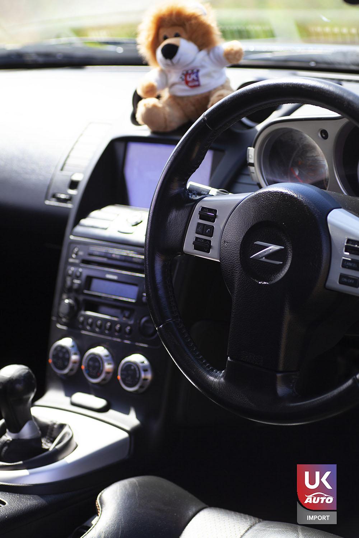 IMG 2299 - RHD PASSION - Importation NISSAN 350Z RHD pour Maxime par ukauto.fr