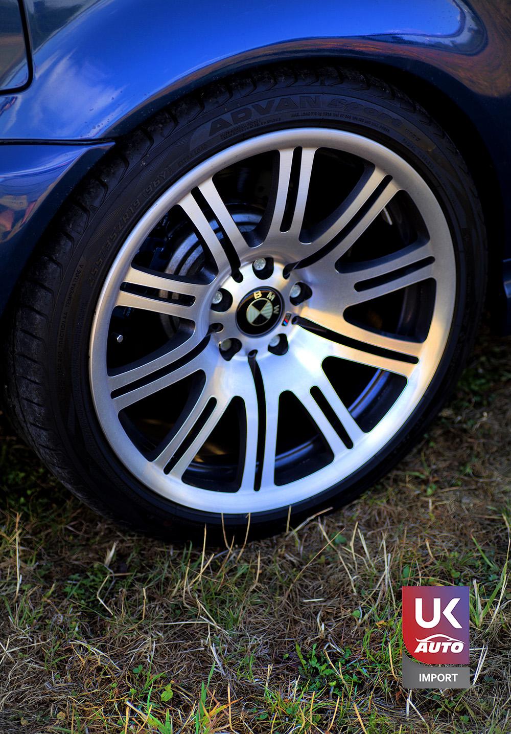 IMG 2441 - RHD PASSION - Importation BMW M3 RHD E46 pour Benjamin par ukauto.fr