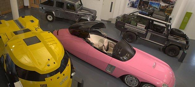 Les Musées de voiture anglaise sportive - Les Musées de voiture anglaise sportive