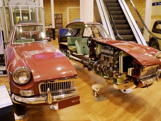 Les Musées de voiture anglaise sportive2 - Les Musées de voiture anglaise sportive