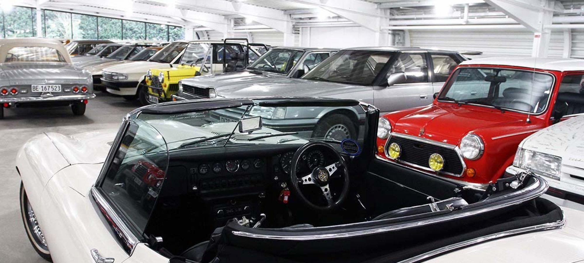 Les Musées de voiture anglaise sportive3 - Les Musées de voiture anglaise sportive
