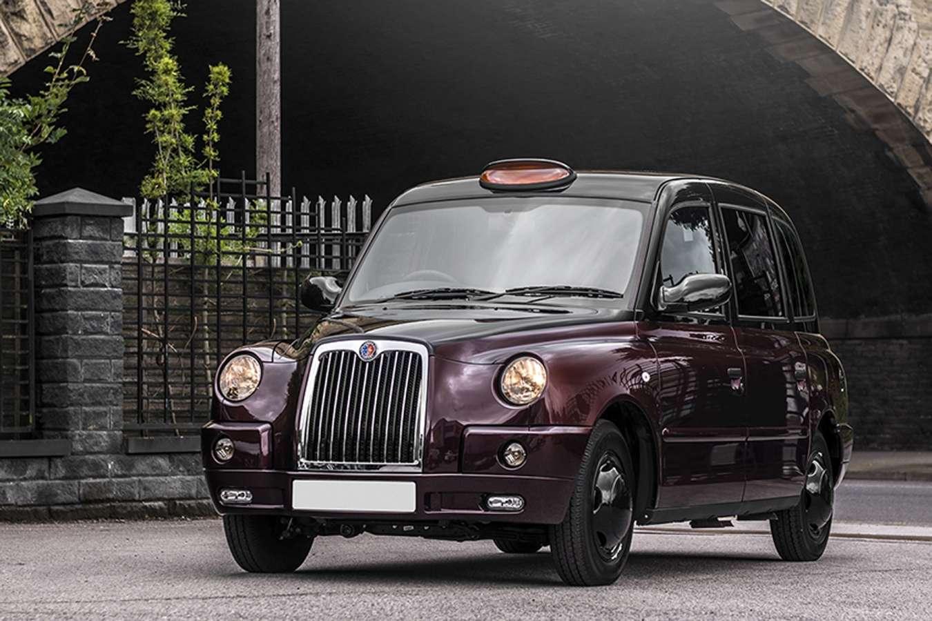 Un taxi a Londres modifié façon Rolls Royce au royaume uni1 - Un taxi a Londres modifié façon Rolls-Royce au royaume uni!