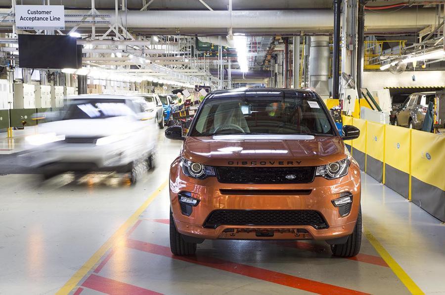La grande bretagne produit plus de vehicule neuf anglais 1 - La grande bretagne produit plus de vehicule neuf anglais
