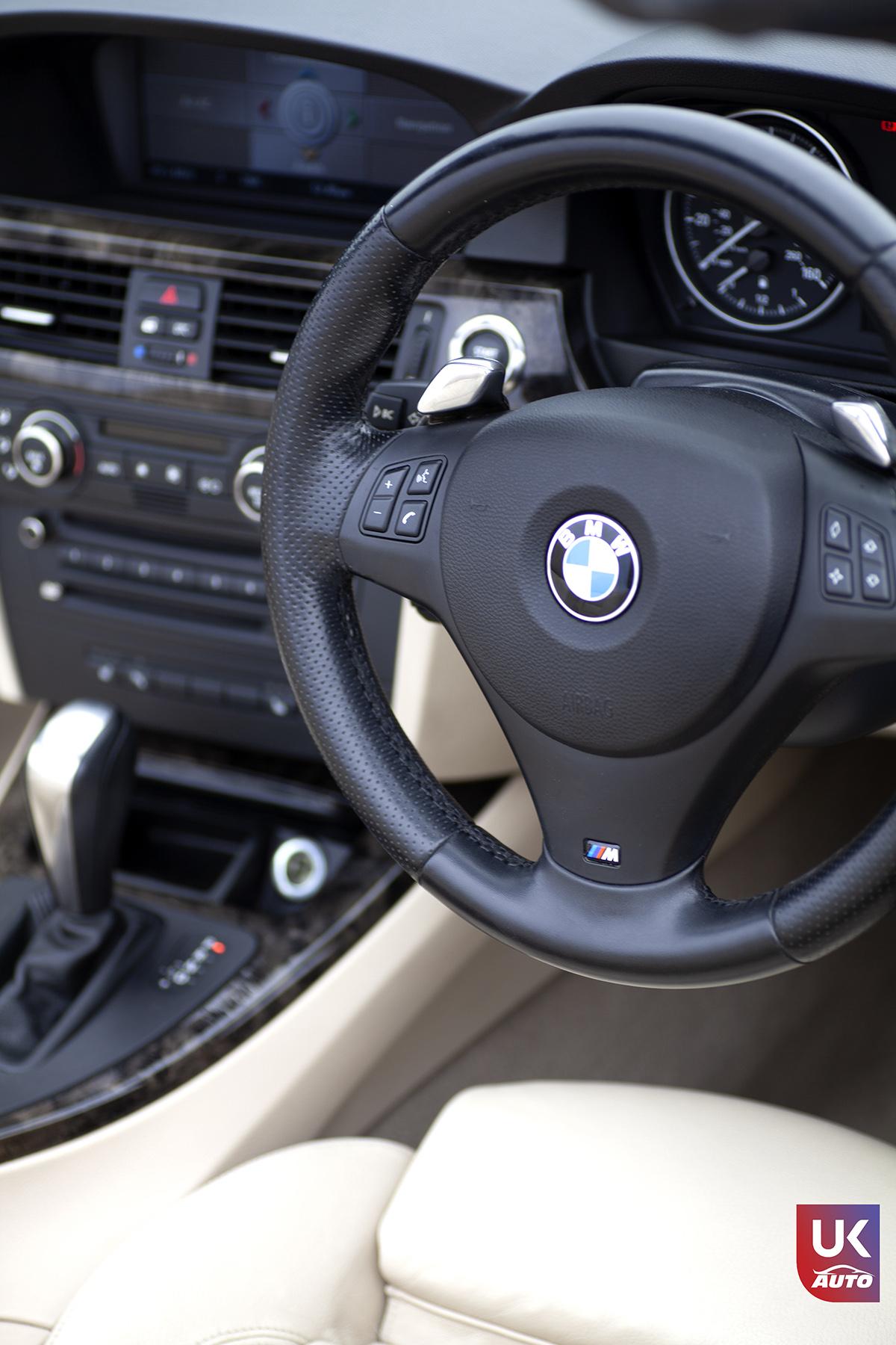 IMG 2999 - Import BMW 335I RHD PACK M PAR NOTRE CLIENT UKAUTO Félicitation a Christopher