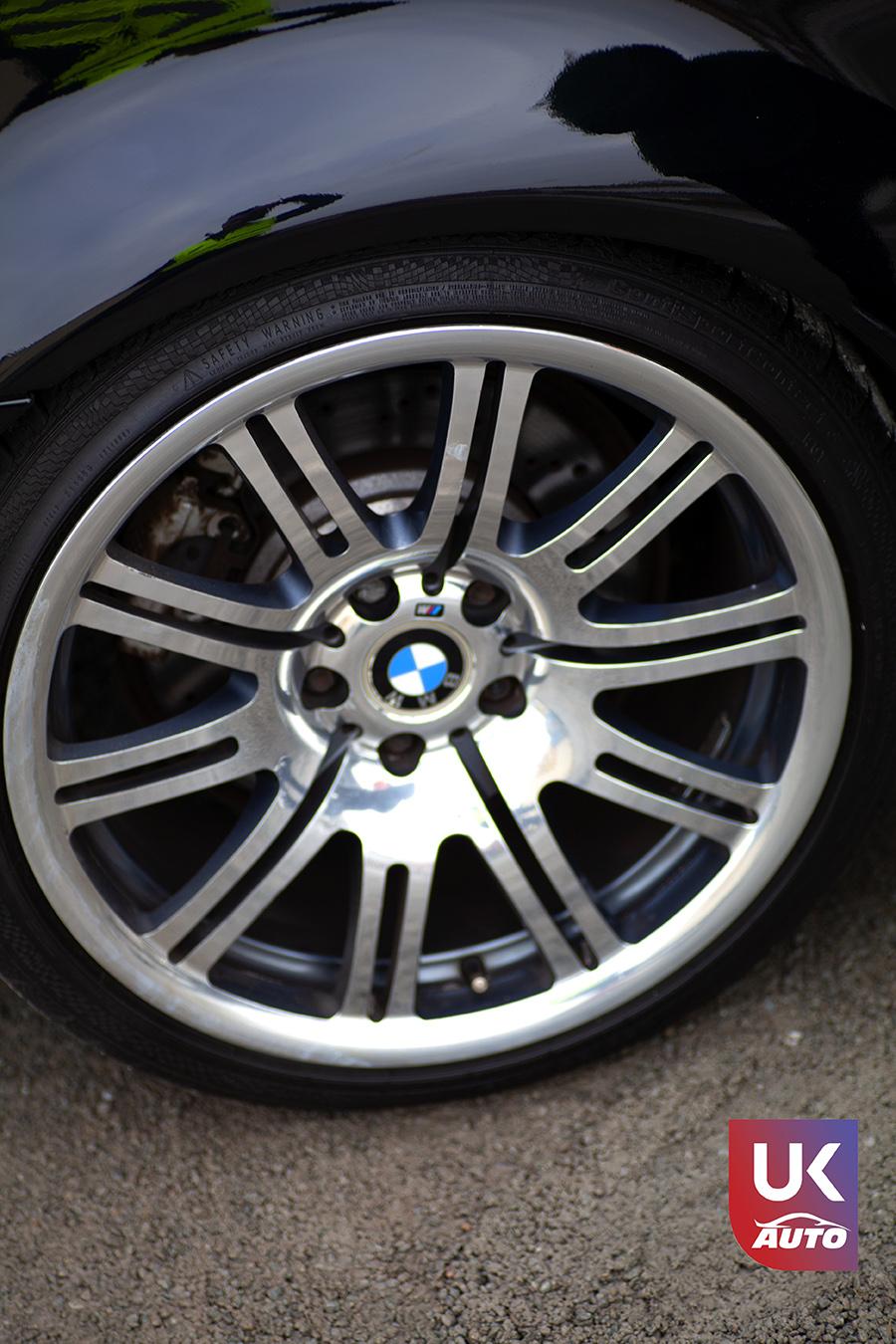 IMG 3069 - Import BMW M3 E46 CABRIOLET UK RHD NOTRE CLIENT UKAUTO.fr Félicitation à Cedric