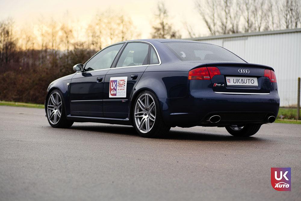 IMG 3213 - Import AUDI RS4 BERLINE AUDI ANGLETERRE Félicitations pour Valentin par UKAUTO