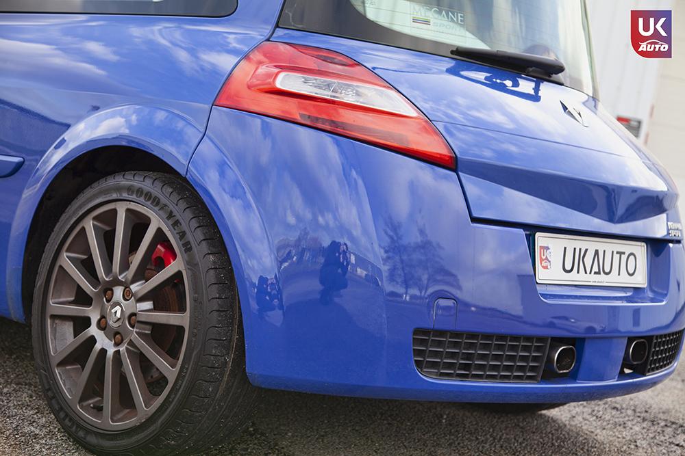IMG 3349 - IMPORT UK RENAULT MEGANE RS RENAULT SPORT F1 pour Romain pour cette auto royaume uni