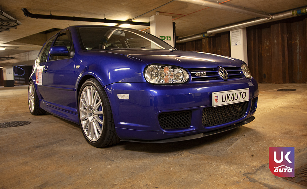 IMG 3420 - IMPORT Volkswagen UK Golf R32 Supercharged 400HP auto uk Pour Steven