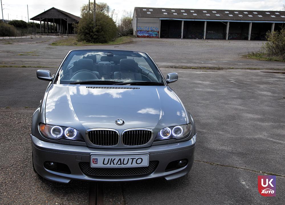 Import bmw uk ukauto rhd 330ci voiture anglaise 10 - Import UK BMW 330CI RHD E46 CABRIOLET pou Brian par votre mandataire en Angleterre UKAUTO