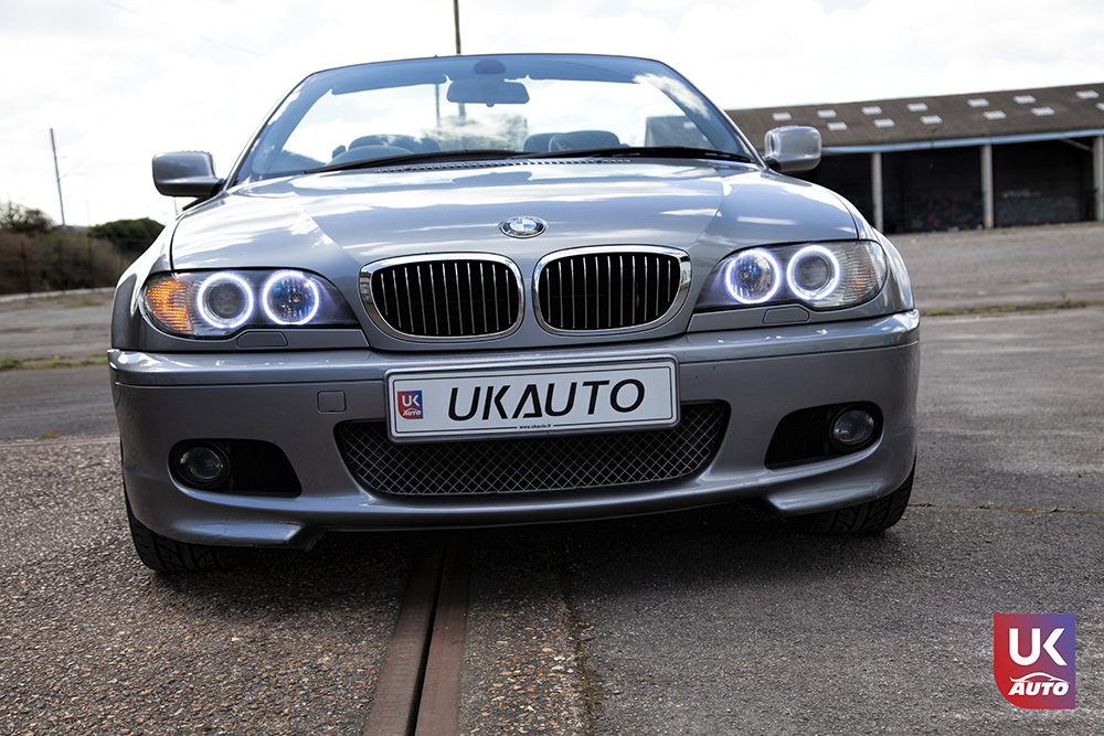 Import bmw uk ukauto rhd 330ci voiture anglaise 11 - Import UK BMW 330CI RHD E46 CABRIOLET pou Brian par votre mandataire en Angleterre UKAUTO
