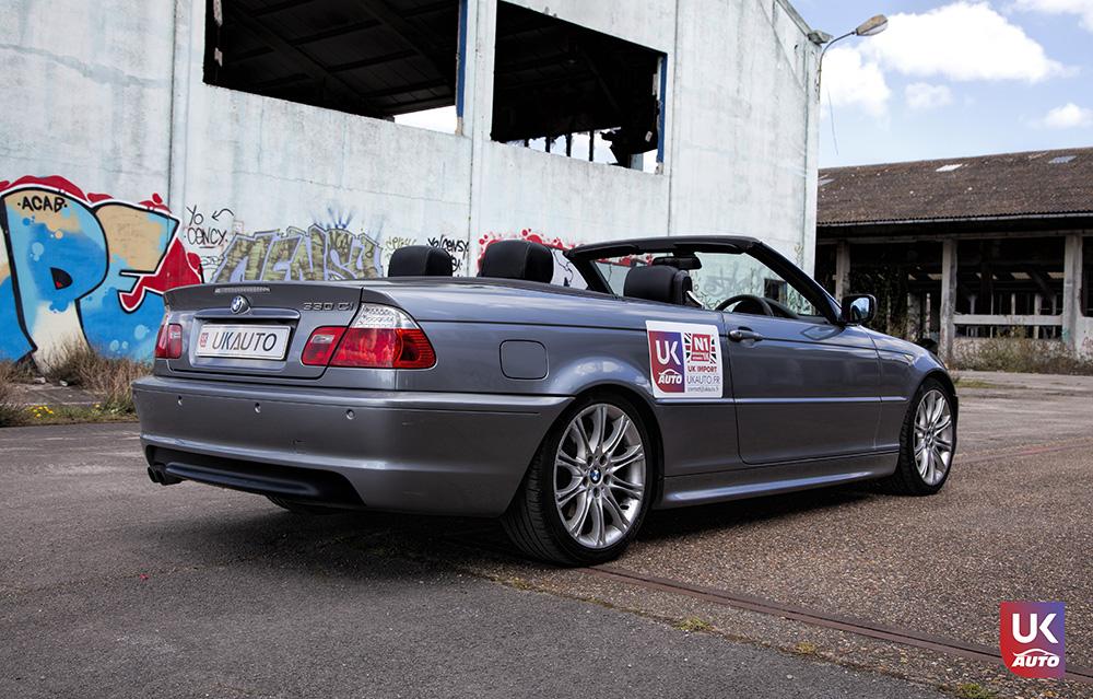 Import bmw uk ukauto rhd 330ci voiture anglaise 4 - Import UK BMW 330CI RHD E46 CABRIOLET pou Brian par votre mandataire en Angleterre UKAUTO