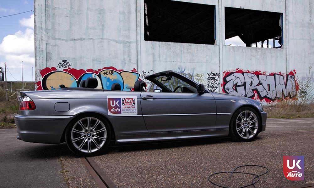 Import bmw uk ukauto rhd 330ci voiture anglaise 5 - Import UK BMW 330CI RHD E46 CABRIOLET pou Brian par votre mandataire en Angleterre UKAUTO