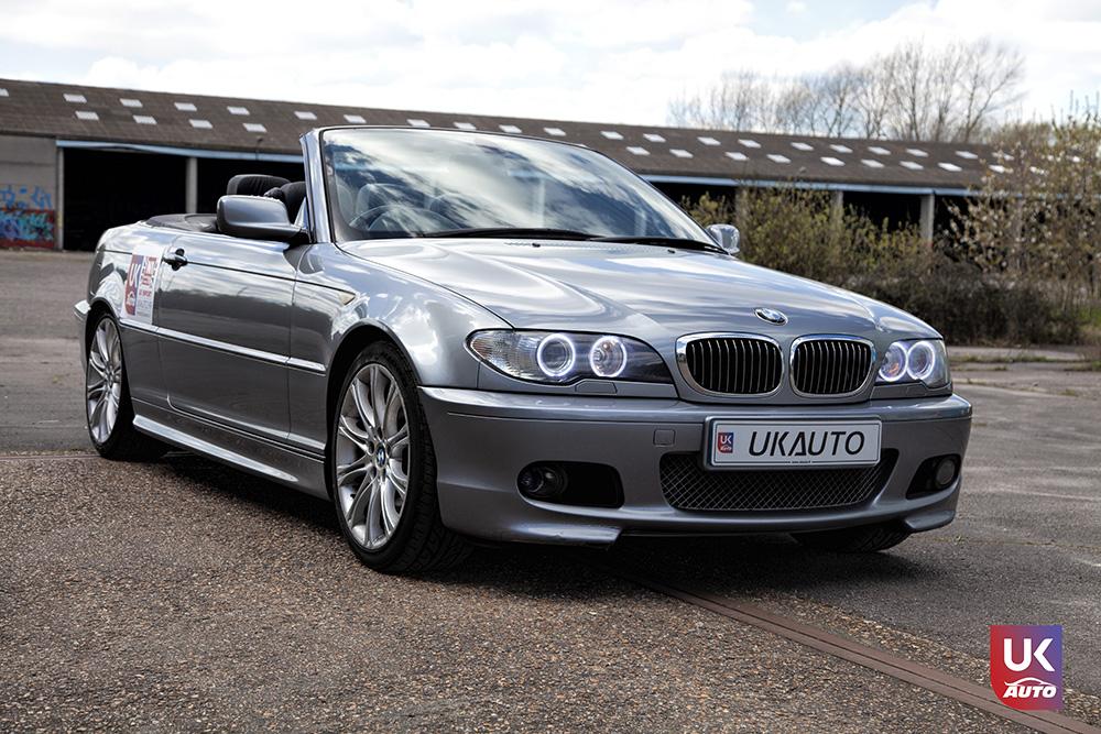 Import bmw uk ukauto rhd 330ci voiture anglaise 6 - Import UK BMW 330CI RHD E46 CABRIOLET pou Brian par votre mandataire en Angleterre UKAUTO