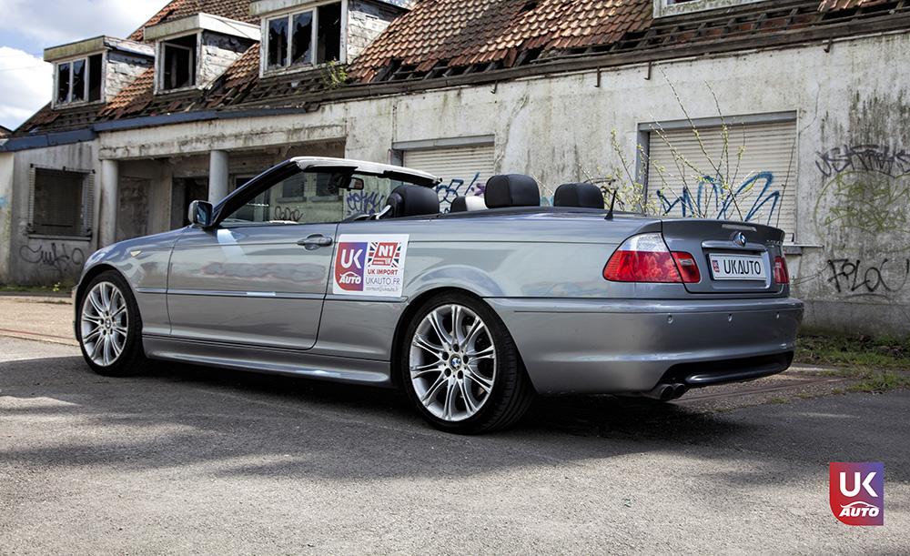 Import bmw uk ukauto rhd 330ci voiture anglaise 7 - Import UK BMW 330CI RHD E46 CABRIOLET pou Brian par votre mandataire en Angleterre UKAUTO