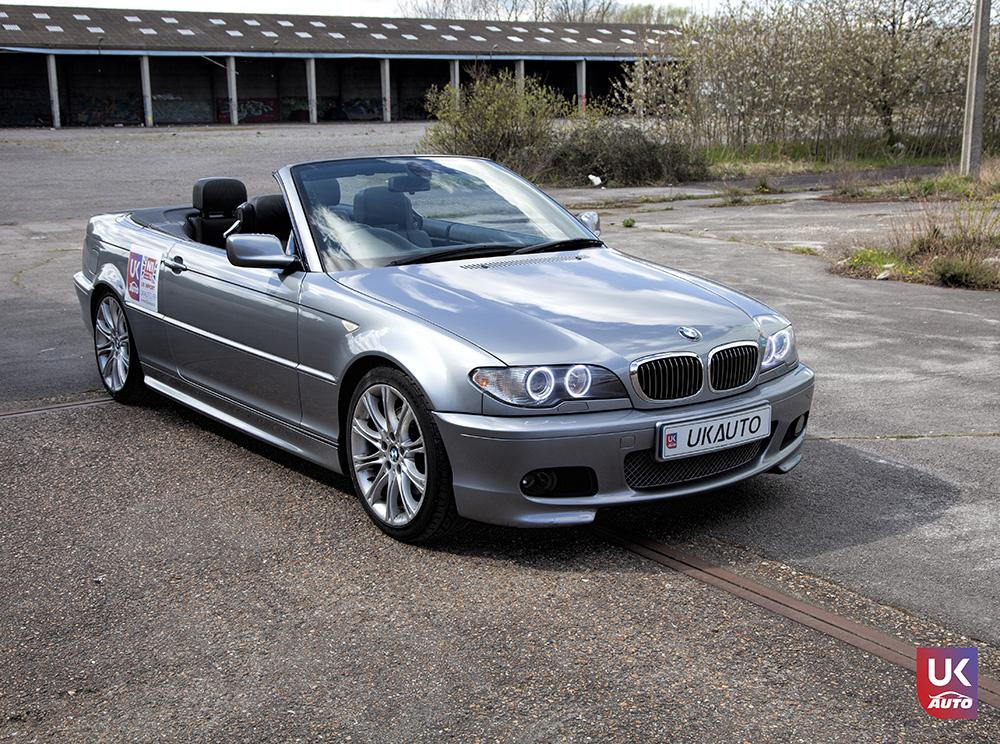 Import bmw uk ukauto rhd 330ci voiture anglaise 9 - Import UK BMW 330CI RHD E46 CABRIOLET pou Brian par votre mandataire en Angleterre UKAUTO