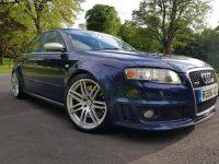 Audi RS4 Saloon 4.2 quattro