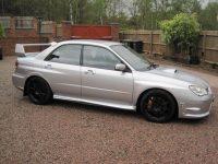 Subaru Impreza WRX STI TYPE UK 2.5