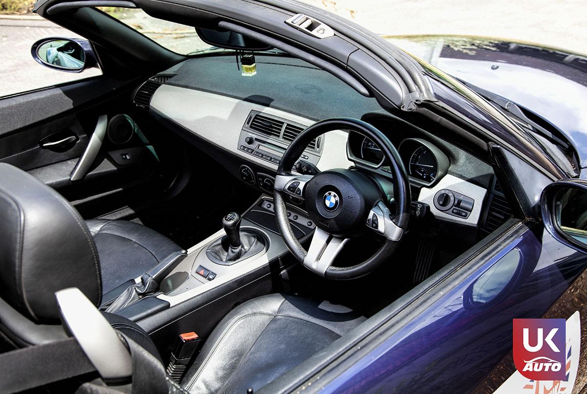 IMG 3772 - Import Angleterre BMW Z4 RHD par UKAUTO VOTRE MANDATAIRE UK
