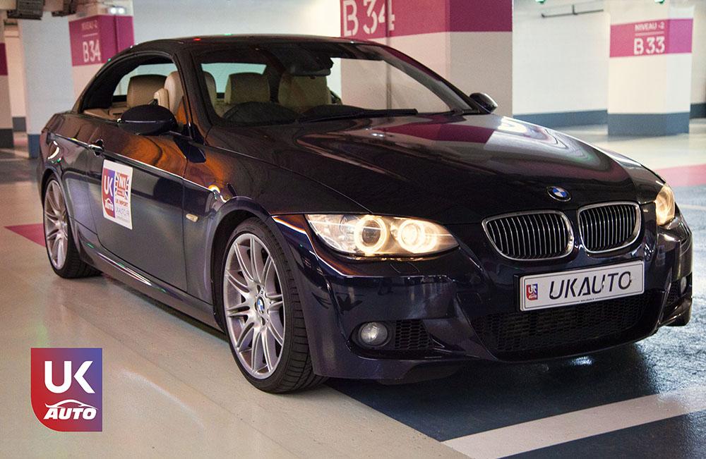 IMG 3783 - Import auto uk BMW 335i cabriolet par mandataire uk pour Cedric
