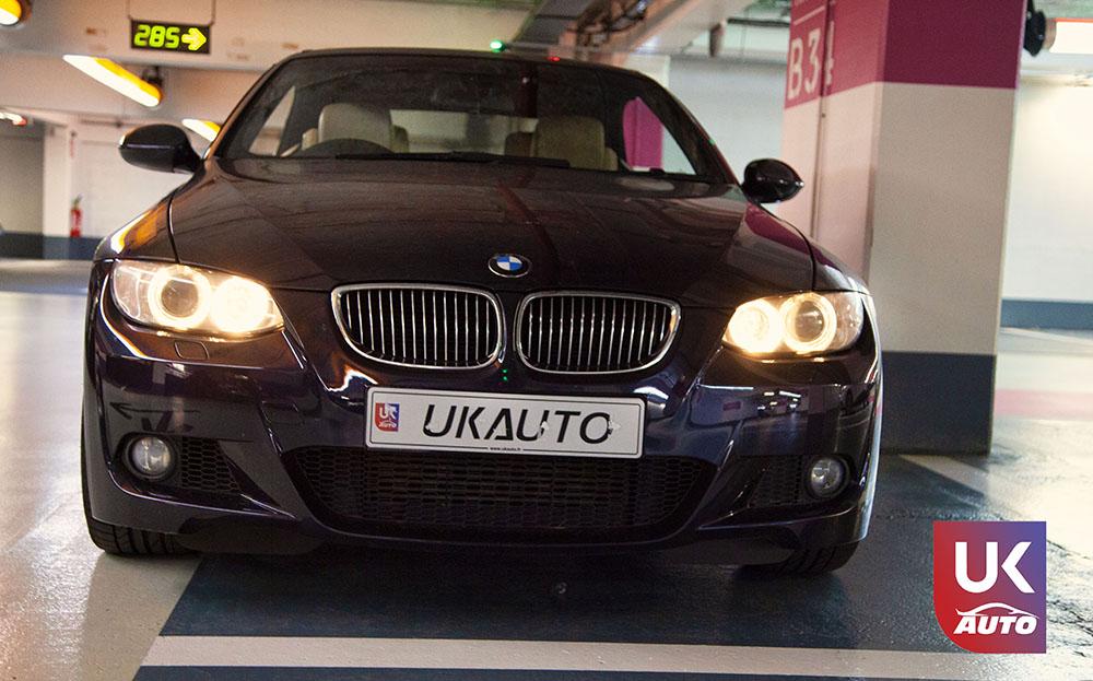 IMG 3785 - Import auto uk BMW 335i cabriolet par mandataire uk pour Cedric