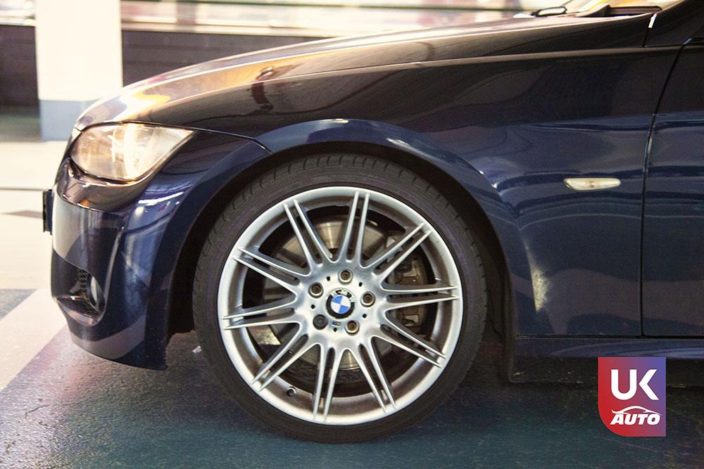 IMG 3791 - Import auto uk BMW 335i cabriolet par mandataire uk pour Cedric