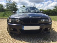 BMW M3 CABRIOLET 2003 BLACK