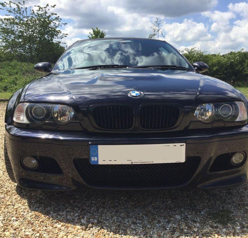 voiture occasion uk voiture anglaise bmw uk import rhd ukauto 12 1 800x768 - BMW M3 CABRIOLET 2003 BLACK