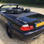 voiture occasion uk voiture anglaise bmw uk import rhd ukauto 12 2 170x170 - BMW M3 CABRIOLET 2003 BLACK