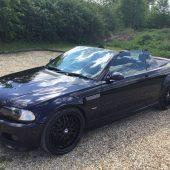 voiture occasion uk voiture anglaise bmw uk import rhd ukauto 12 4 170x170 - BMW M3 CABRIOLET 2003 BLACK