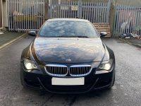 BMW M6 5.0 V10 SMG BLACK