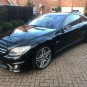 Mercedes uk angleterre cl 63 amg import ukauto rhd10 170x170 - Mercedes CL 63 AMG 6.2 Coupe 2dr 7G-Tronic Black
