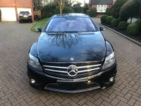 Mercedes CL 63 AMG 6.2 Coupe 2dr 7G-Tronic Black