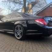 Mercedes uk angleterre cl 63 amg import ukauto rhd2 170x170 - Mercedes CL 63 AMG 6.2 Coupe 2dr 7G-Tronic Black