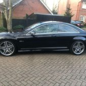 Mercedes uk angleterre cl 63 amg import ukauto rhd8 170x170 - Mercedes CL 63 AMG 6.2 Coupe 2dr 7G-Tronic Black