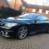Mercedes uk angleterre cl 63 amg import ukauto rhd9 170x170 - Mercedes CL 63 AMG 6.2 Coupe 2dr 7G-Tronic Black