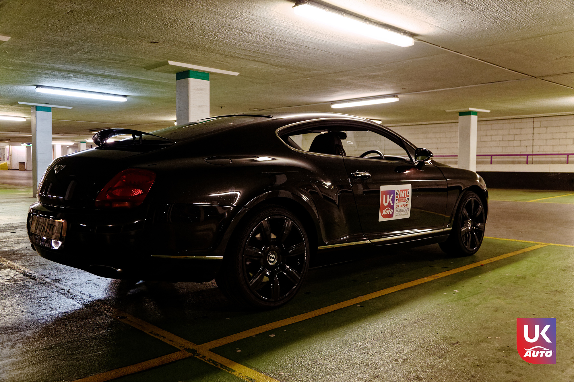 Importation Bentley Continental GT Speed edition W12 6.0l Bi turbo par UKAUTO RHD IMPORT 610 Chevaux Monstre du bitume importation directe dangleterre par UKAUTO IMPORT 3 - Importation Bentley Continental GT Speed edition W12 6.0l Bi turbo par UKAUTO RHD IMPORT 610 hp importation directe d'angleterre