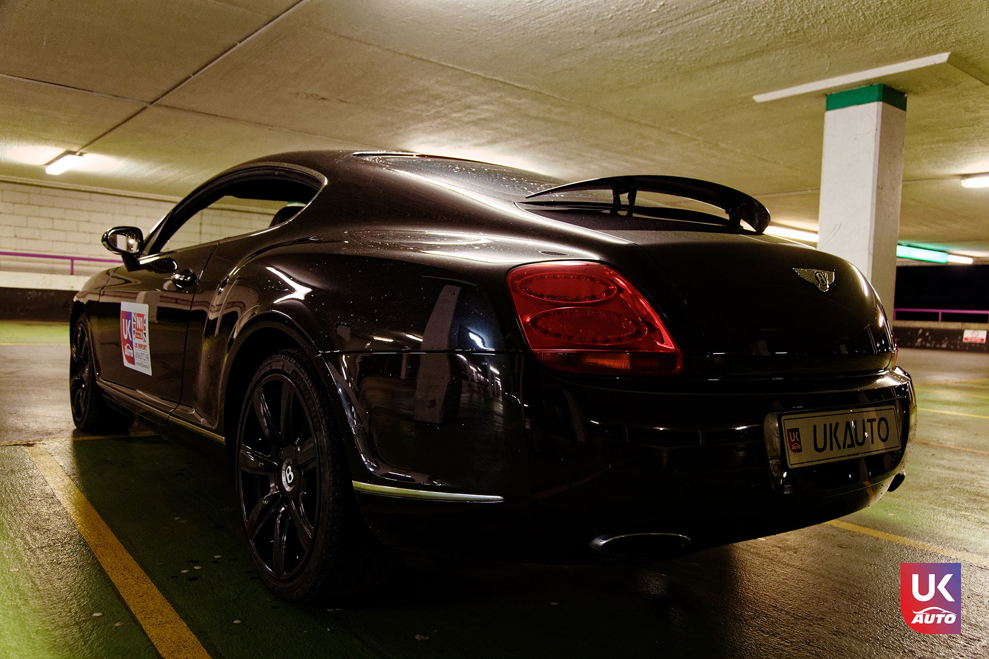 Importation Bentley Continental GT Speed edition W12 6.0l Bi turbo par UKAUTO RHD IMPORT 610 Chevaux Monstre du bitume importation directe dangleterre par UKAUTO IMPORT 5 - Importation Bentley Continental GT Speed edition W12 6.0l Bi turbo par UKAUTO RHD IMPORT 610 hp importation directe d'angleterre