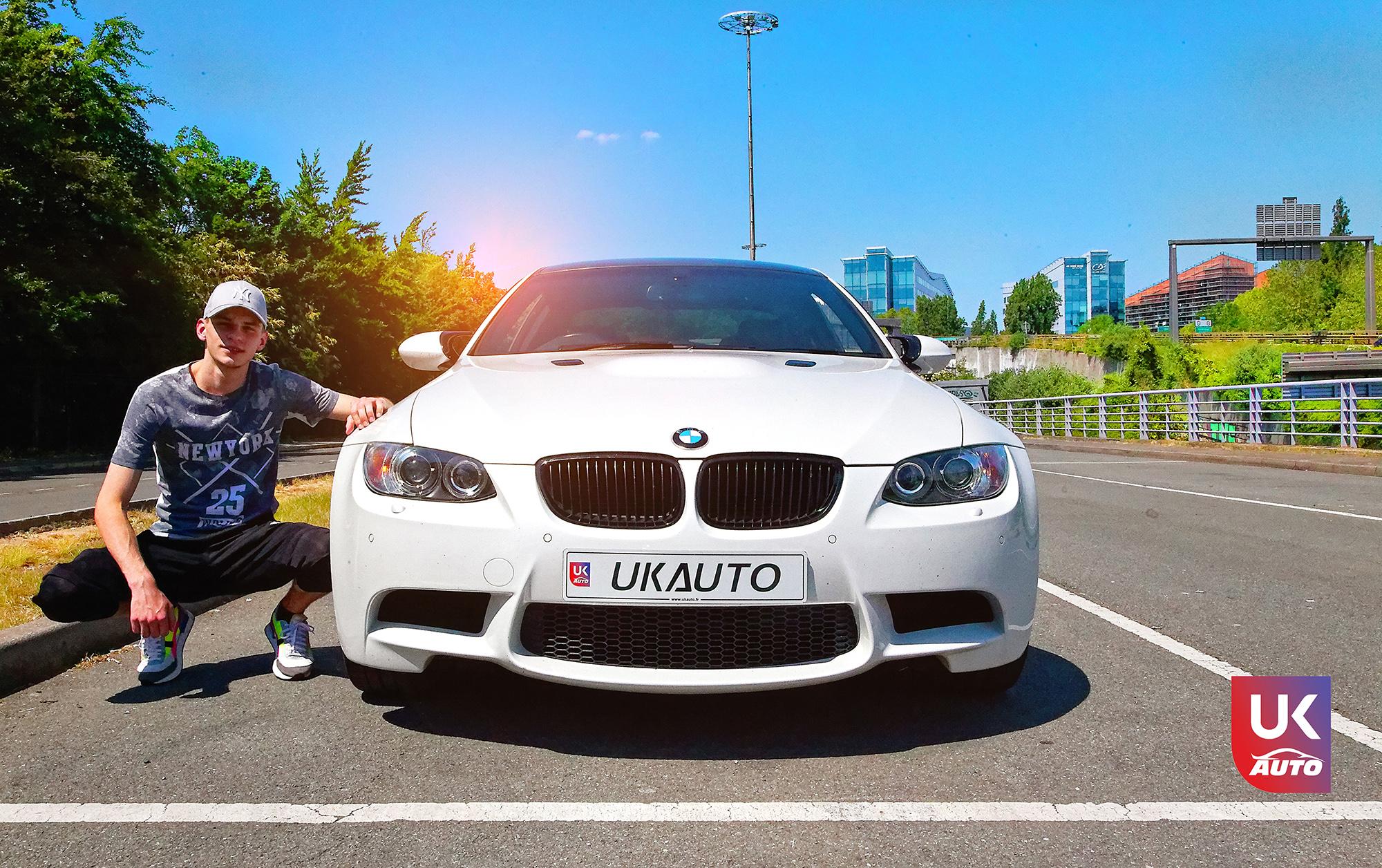 BMW m3 E92 import auto mandataire angleterre uk londres bmw leboncoin achat angleterre bmw voiture anglaise auto rhd e92 uk auto16 - Felecitation a Clement pour cette BMW M3 E92 COUPE RHD PACK CARBON BMW ANGLETERRE VOITURE UK
