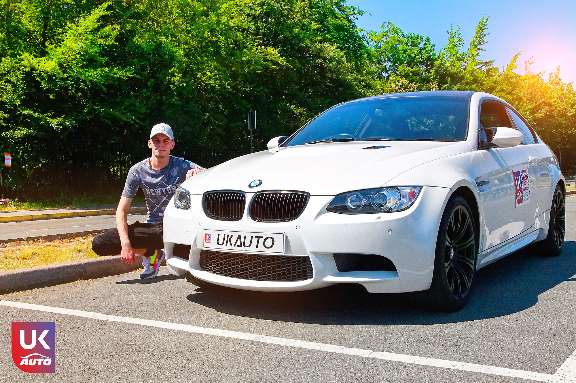 BMW m3 E92 import auto mandataire angleterre uk londres bmw leboncoin achat angleterre bmw voiture anglaise auto rhd e92 uk auto17 - Felecitation a Clement pour cette BMW M3 E92 COUPE RHD PACK CARBON BMW ANGLETERRE VOITURE UK