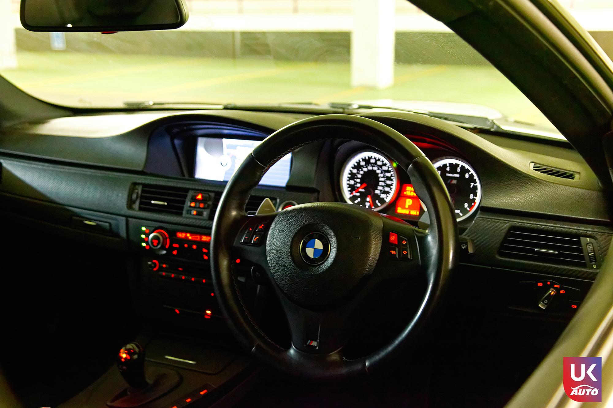 BMW m3 E92 import auto mandataire angleterre uk londres bmw leboncoin achat angleterre bmw voiture anglaise auto rhd e92 uk auto6 - Felecitation a Clement pour cette BMW M3 E92 COUPE RHD PACK CARBON BMW ANGLETERRE VOITURE UK