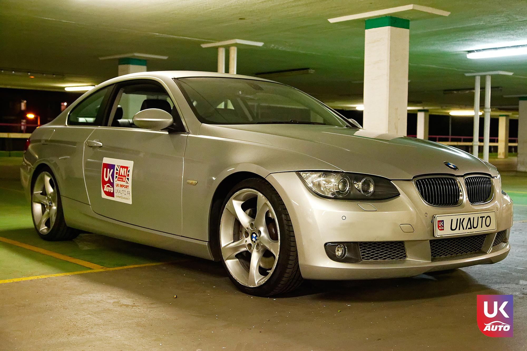 Bmw 335i rhd import uk bmw occasion bmw mandataire e92 rhd coupe uk auto uk ukauto1 - Felecitation a Julien pour cette BMW 335i E92 COUPE RHD importateur voitures anglaises
