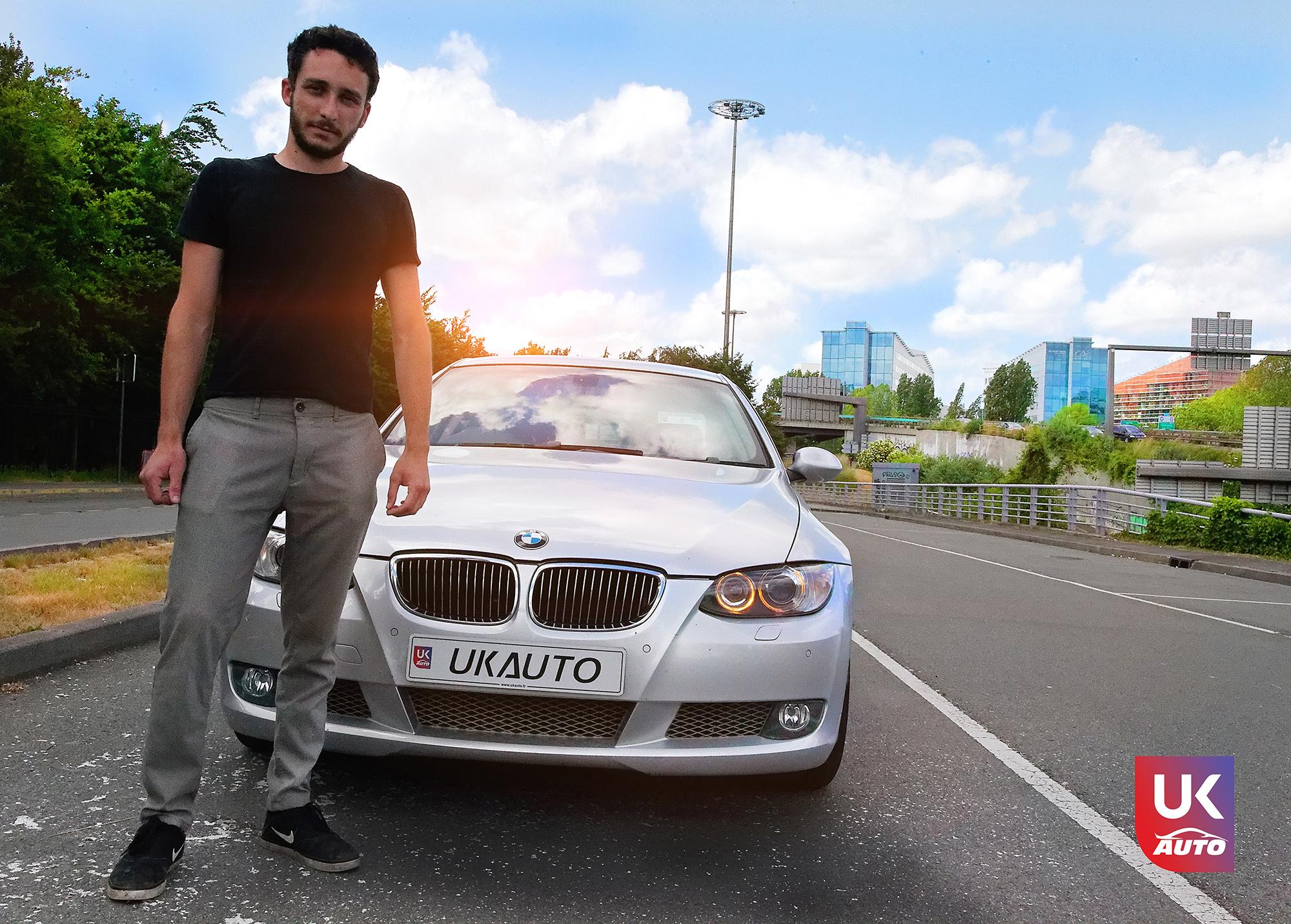 Bmw 335i rhd import uk bmw occasion bmw mandataire e92 rhd coupe uk auto uk ukauto14 - Felecitation a Julien pour cette BMW 335i E92 COUPE RHD importateur voitures anglaises