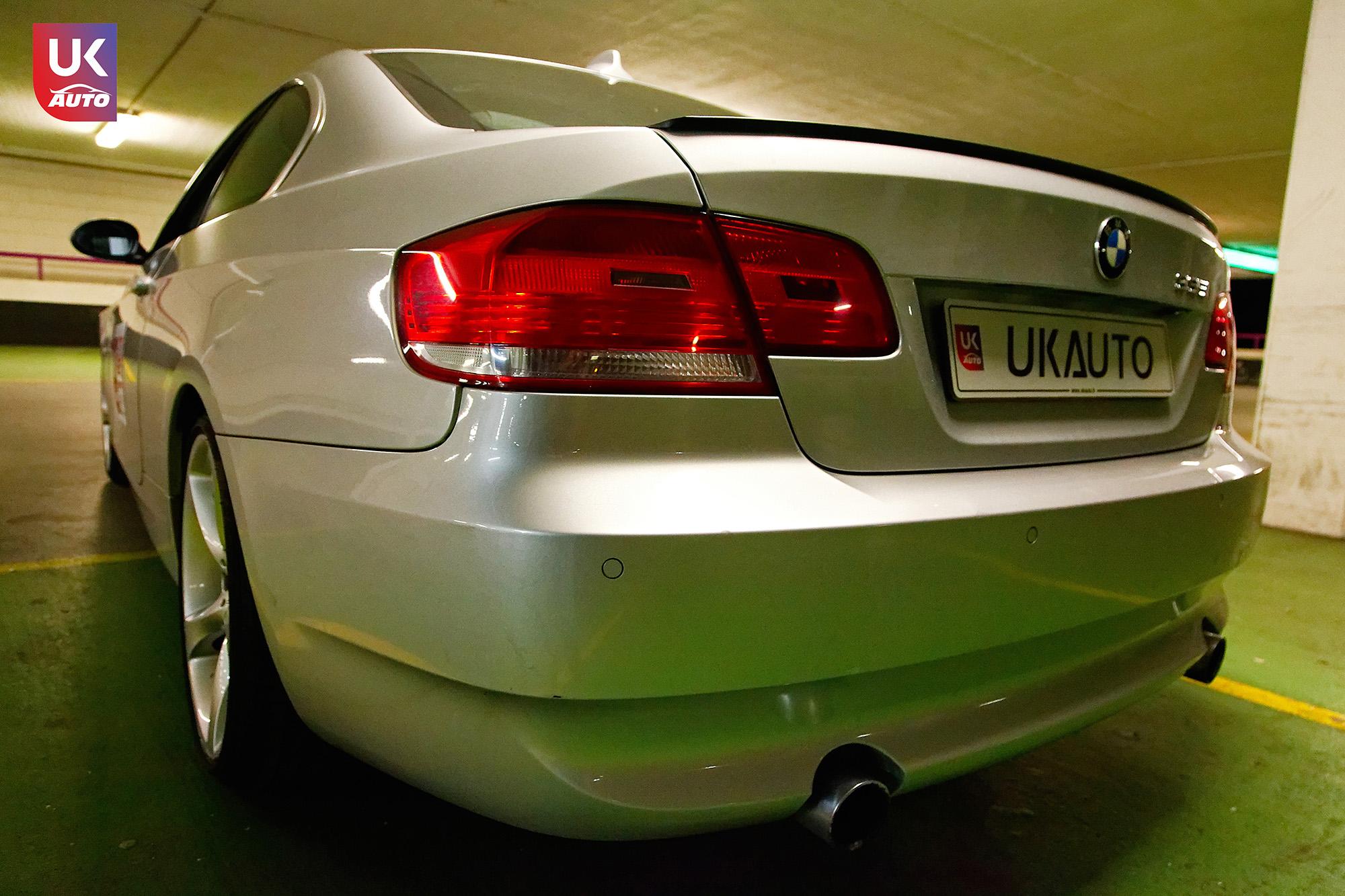 Bmw 335i rhd import uk bmw occasion bmw mandataire e92 rhd coupe uk auto uk ukauto4 - Felecitation a Julien pour cette BMW 335i E92 COUPE RHD importateur voitures anglaises