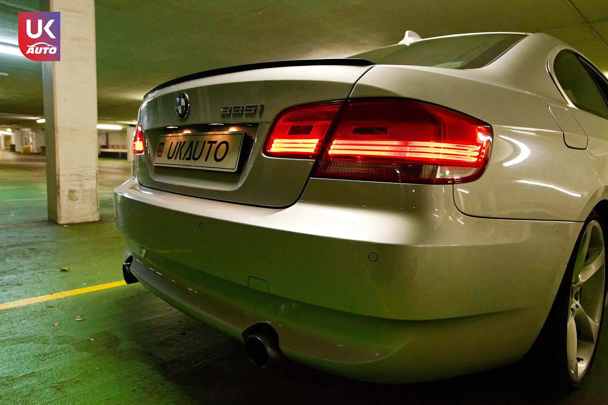 Bmw 335i rhd import uk bmw occasion bmw mandataire e92 rhd coupe uk auto uk ukauto8 - Felecitation a Julien pour cette BMW 335i E92 COUPE RHD importateur voitures anglaises
